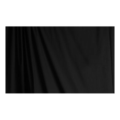 Savage Heavy Weight Accent Solid Muslin Achtergronddoek 3.04m x 3.04m Matte Black
