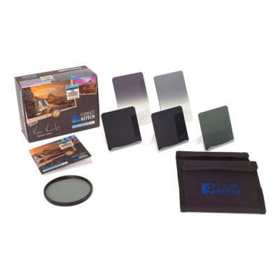 Hitech 100mm Firecrest Ken Kaminesky Signature Edition Master Filter Kit - No Holder