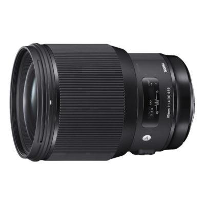 Sigma 85mm f/1.4 DG HSM Art Canon objectief