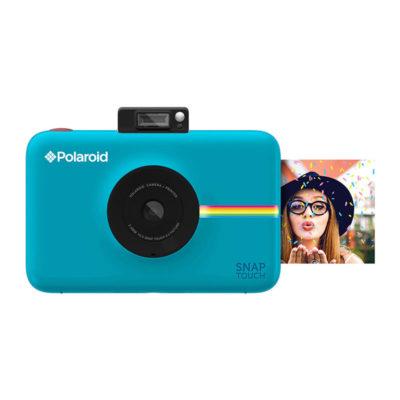 Polaroid Snap Touch instant digital camera Blauw