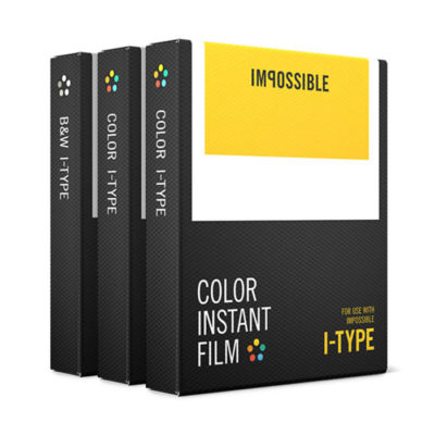 Impossible Triple Pack Film voor I-type