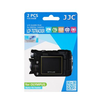 JJC LCP-TGTRACKER Screenprotector