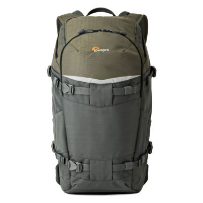 Lowepro Flipside Trek BP 350 AW Grey/Dark Green rugzak