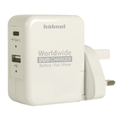 Hähnel Worldwide Duo Charger