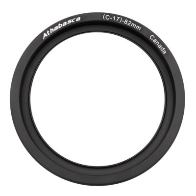 Athabasca Adapterring 82mm voor Canon TS-E 17mm Filter Adapter System
