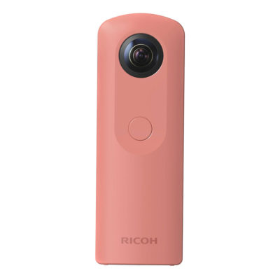 Ricoh Theta SC 360-graden camera Roze