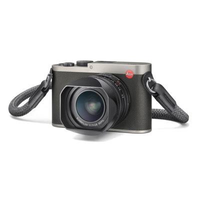 Leica Q compact camera Titanium