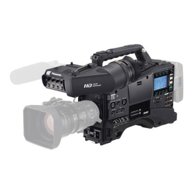 Panasonic AG-HPX610EJH P2 HD videocamera + viewfinder