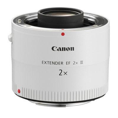 Canon EF 2,0 x extender III - Verhuur