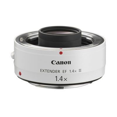Canon EF 1,4 x extender III - Verhuur