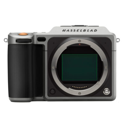 Hasselblad X1D-50c systeemcamera Body Zilver