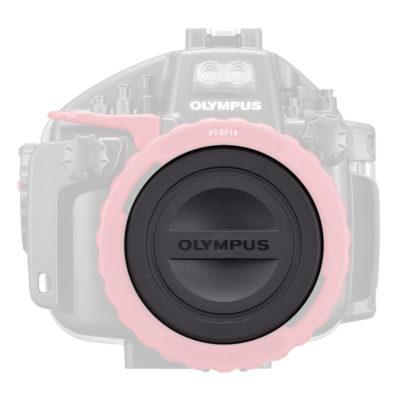 Olympus PRLC-17 Front Cap voor PT-EP14
