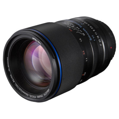 Laowa 105mm f/2.0 Smooth Trans Focus voor Canon EF objectief