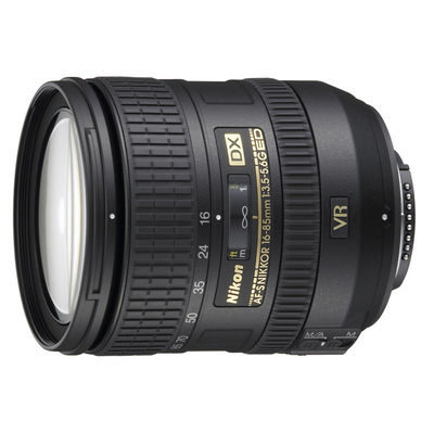 Nikon AF-S 16-85mm f/3.5-5.6G VR ED DX objectief open-box