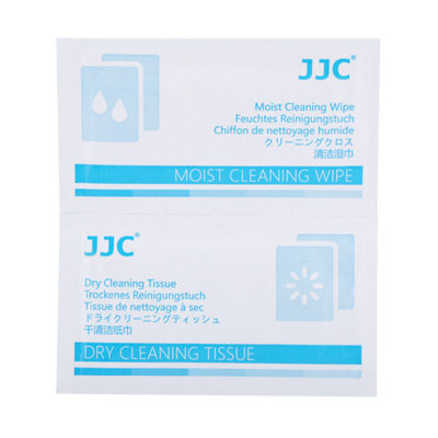 JJC CL-T5 Lens Cleaning Tissues