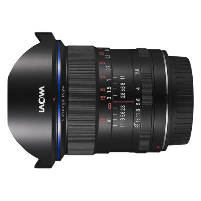 Laowa 12mm f/2.8 Zero-D Ultra Wide Pentax K objectief