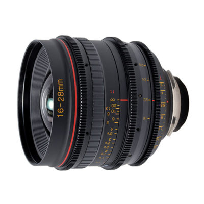 Tokina Cinema AT-X 16-28mm T3 objectief PL-mount