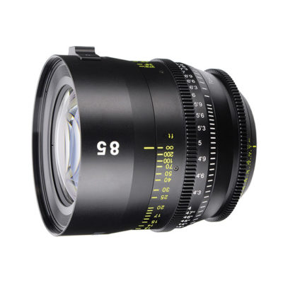 Tokina Cinema AT-X 85mm T1.5 objectief PL-mount