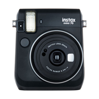 Fujifilm Instax Mini 70 Black instant camera