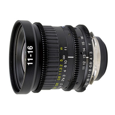Tokina Cinema AT-X 11-16mm T3 objectief PL-mount