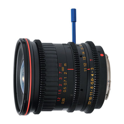 Tokina Cinema AT-X 11-16mm T3 objectief EF-mount