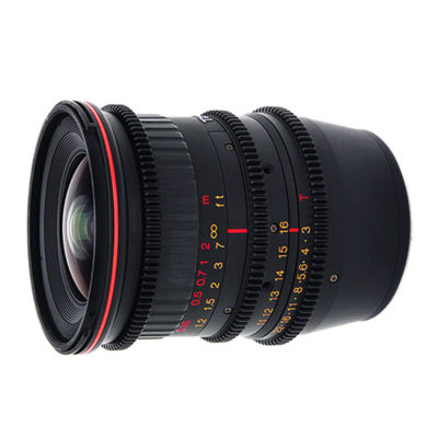 Tokina Cinema AT-X 11-16mm T3 objectief MFT-mount