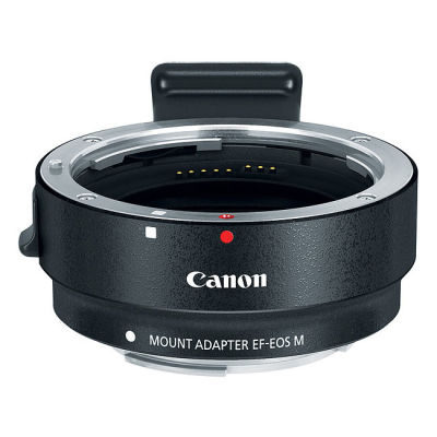 Canon Mount Adapter EF - EOS M open-box