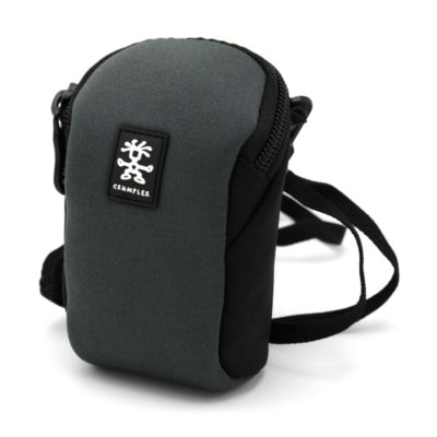 Crumpler Base Layer Camera Pouch S Anthracite