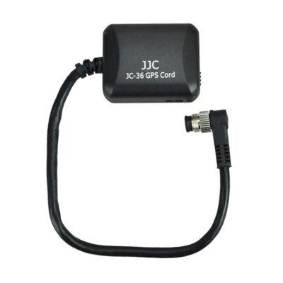 JJC JC-36 GPS-Tracker voor Nikon en Fujifilm DSLR