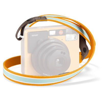 Leica Sofort Strap Orange
