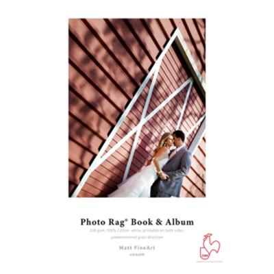 Hahnemühle Matt FineArt Photo Rag Book & Album A3+ - 25 vel