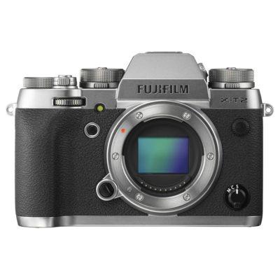 Fujifilm X-T2 systeemcamera Body Graphite Silver