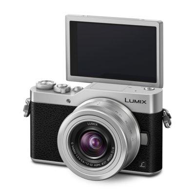 Panasonic DC-GX800 systeemcamera Zwart/Zilver + 12-32mm