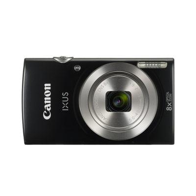 Canon Ixus 185 compact camera Zwart