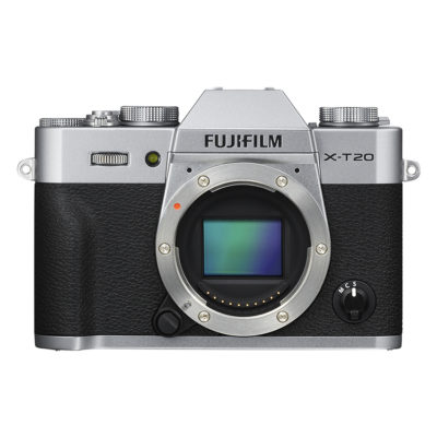 Fujifilm X-T20 systeemcamera Body Zilver