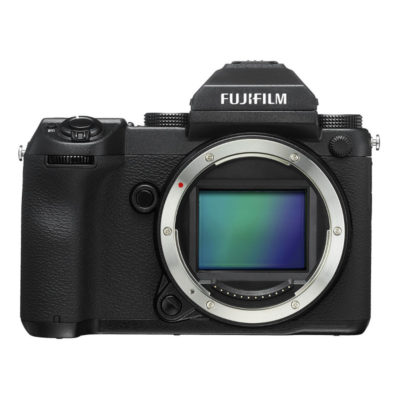 Fujifilm GFX 50S middenformaat camera