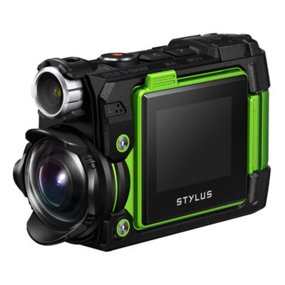 Olympus Tough TG-Tracker action cam Groen