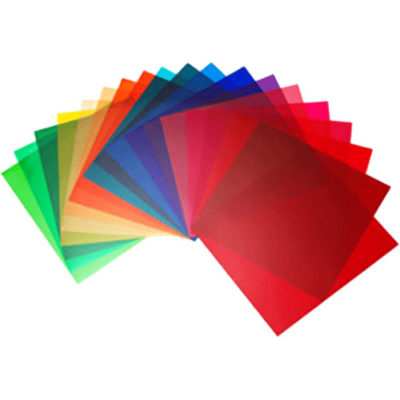 Elinchrom 20 Kleur Filters - 21 cm