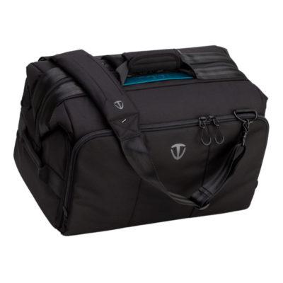 Tenba Cineluxe Shoulder Bag 21 Hightop Zwart