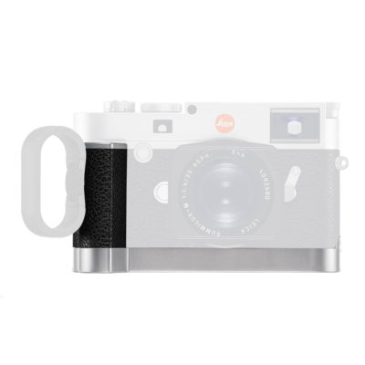 Leica M10 Handgrip Zilver