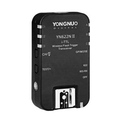 Yongnuo YN622N II Wireless TTL Flash Transceiver voor Nikon