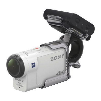 Sony FDR-X3000R 4K Action Cam Travel Kit (FDRX3000RFDI.EU)