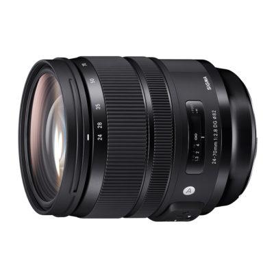 Sigma 24-70mm f/2.8 DG OS HSM Art Canon objectief