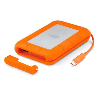LaCie Rugged RAID Thunderbolt 4TB USB3.0 externe harde schijf