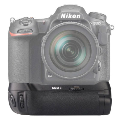 Meike MB-D17 Battery Grip voor Nikon D500