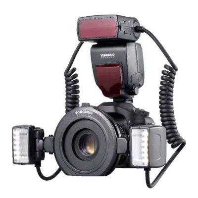 Yongnuo YN-24EX Macro flitser voor Canon