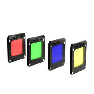 Lume Cube RGBY Color Pack - 4 stuks