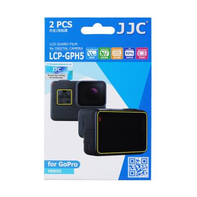 JJC LCP-GPH5 LCD bescherming voor GoPro Hero 5 Black