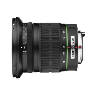 Pentax SMC DA 12-24mm f/4.0 ED AL (IF) objectief