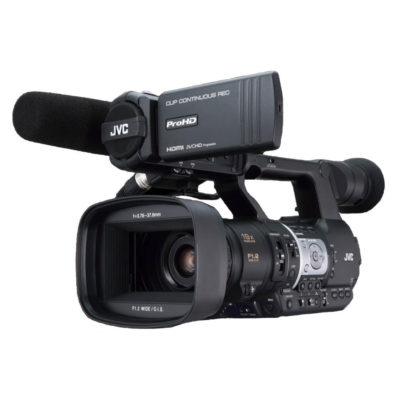 JVC JY-HM360E Full HD videocamera